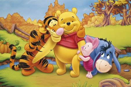 FROM MEMORY OF POOH TO CREATIVE YOU.. A DEITY DREAMS TO BE A FRIEND OF THE SECOND!