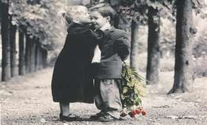 INNOCENCE FOUND.. LOVE ABOUNDS.. (confused in evil.. runs love down)