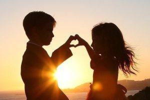 eternal love... a prayer of peace..